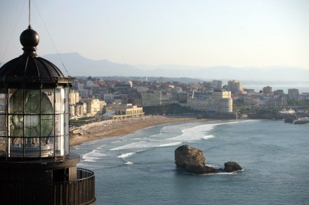 Biarritz Vue du Phare © Balloide-Photo