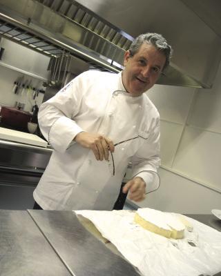 Chef Laurent Suaudeau Foto:c.putnoki
