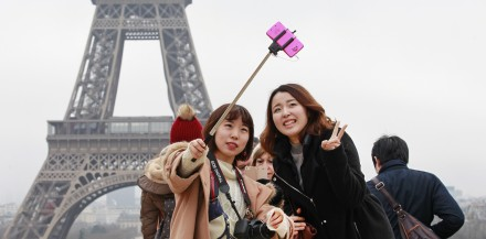 France Selfie Stick