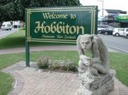 Bemvindo em Hobbiton