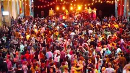 Bailes populares 14 de Julho