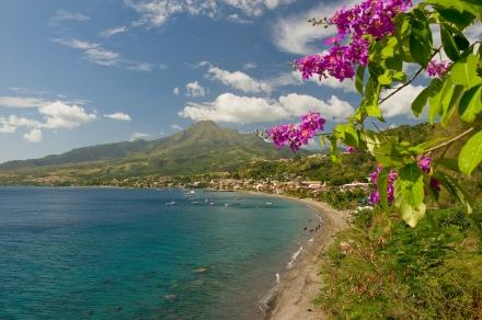 Martinique - Saint-Pierre e a Montagne Pelée