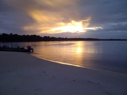Praias do Rio Negro