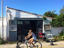 Bicicleta em Ars en Ré