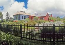 Longwood House em Santa Helena