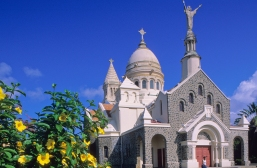 A igreja de Balata