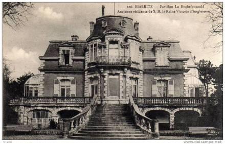A imponente casa onde ficou a Rainha Vitoria