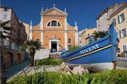 Ajaccio, a catedral