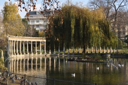 O Parque Monceau