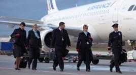 Pessoal da Air France
