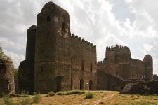 Castelo de Fasilidas em Harar