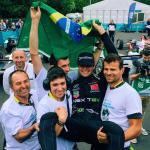 Nelson Piquet Jr Campião mundial