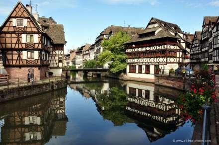 Petite France em Estrasburgo