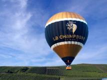Champagne de balão