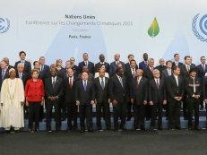 COP21 FOTO inauguração