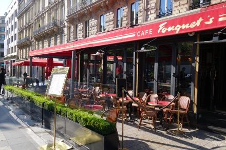 Fouquet's em Paris