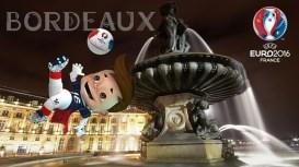 EURO 2016 em Bordeaux