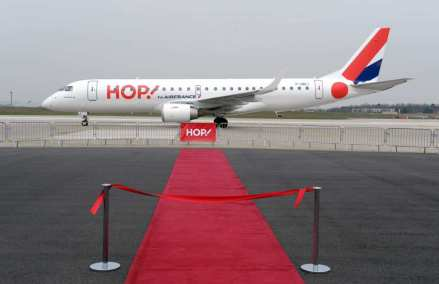 Hop, a fé da Air France nos low costs nos voos de curta distancia