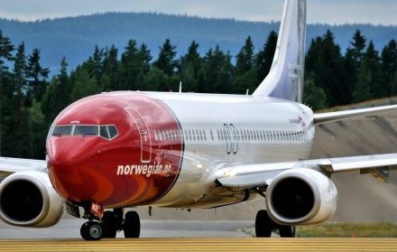 Dreamliner da Norwegian