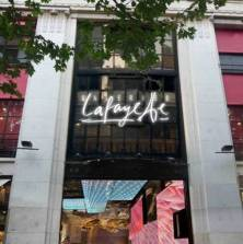 GL nos Champs Elysées