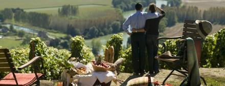 o incrível panorama doRoyal Champagne