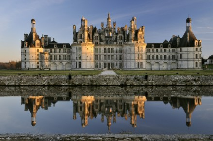 O Castelo de Chambord, destino Vale de Loire