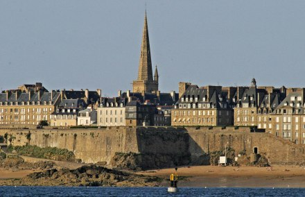Saint Malo, novo destino no Top 10 da França
