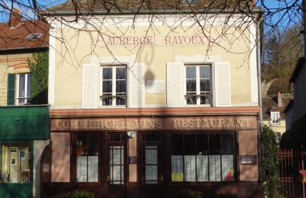 A Auberge Ravoux em Auvers sur Oise