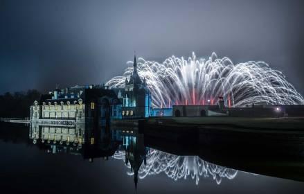 Castelo de Chantilly, para eventos ou congressos excepcionais