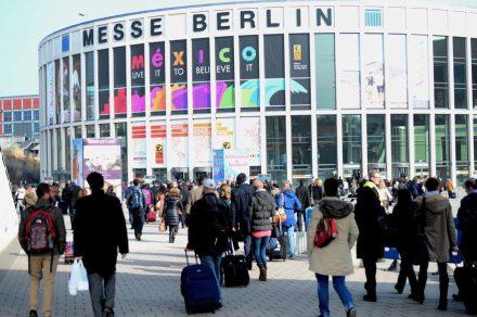 O Salão ITB 2016 em Berlin