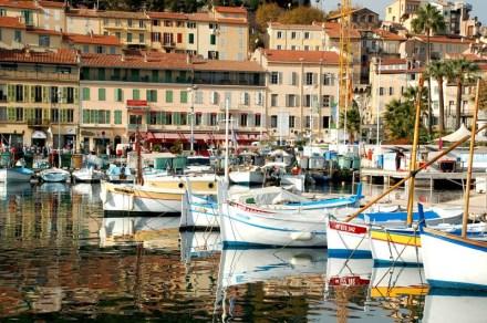 """O """"Vieux Port"""" de Cannes"""