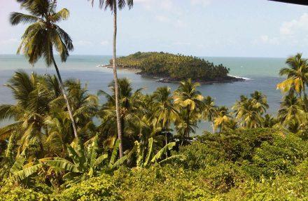 As Ilhas da Salvação, ponto turístico imprescindível da Guiana francesa