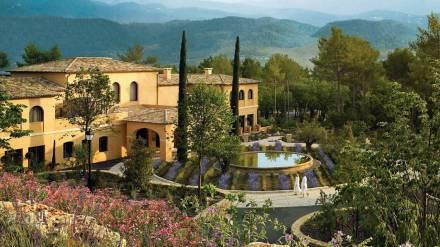 O Hotel e Spa Terreblanche, escolha da Trip Advisor para lua de mel na França