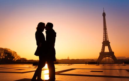 Paris, capital romântica