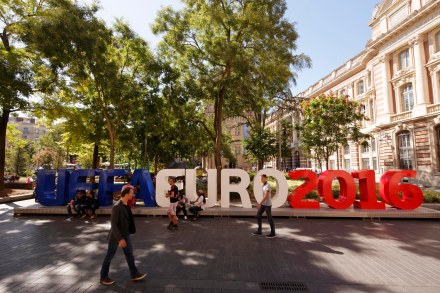 Toulouse nas cores do Euro 2016