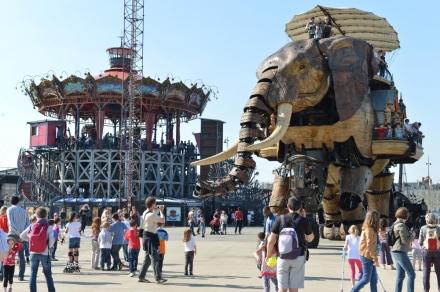 Em Nantes, o pioneirismo em destino turístico inteligente