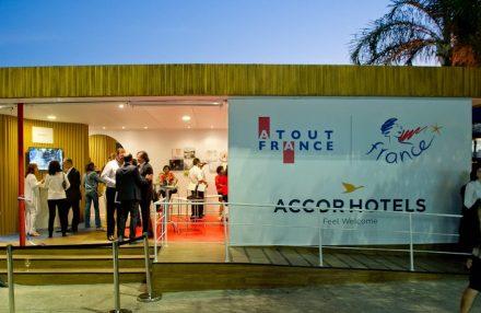 O espaço turismo do Club France