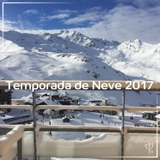 Temporada de neve 2017!