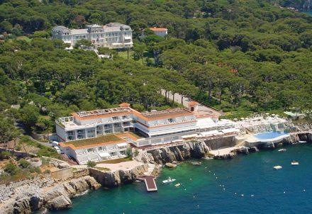 O Eden Roc, o lendário hotel da Côte d'Azur