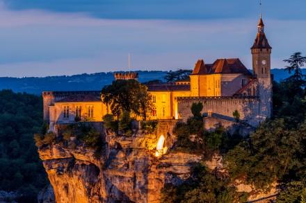 Rocamadour, lugar de destaque do turismo espiritual da França