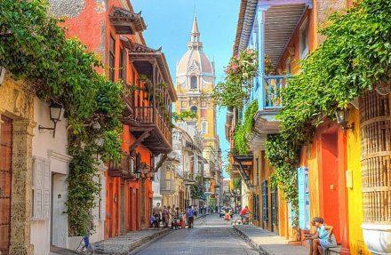 """Cartagena, um dos destinos sonhados dos """"milenios"""""""