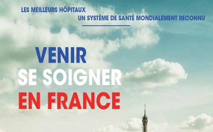 A França iniciou em Setembro uma campanha de promoção do turismo de saúde