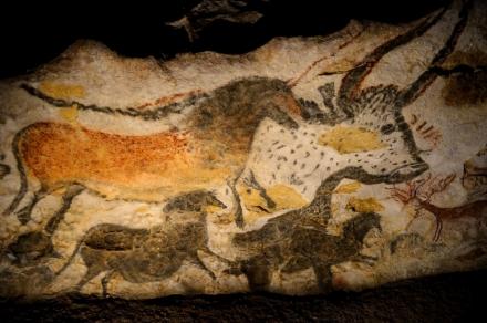 A gruta de Lascaux IV