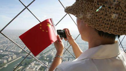 Os chineses liderando o crescimento do turismo mundial