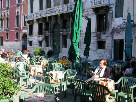 O Café San Paolo