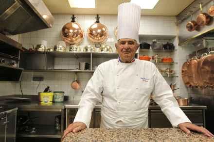 Paul Bocuse em Lyon, capitale francesa da gastronomia