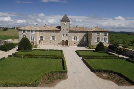 O Castelo de Besseuil, Château Hotel na Borgonha