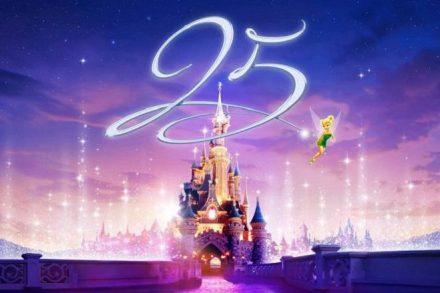Disneyland Paris faz 25 anos em 2017