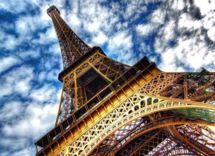 Paris no Instagram da TUI Alemanha