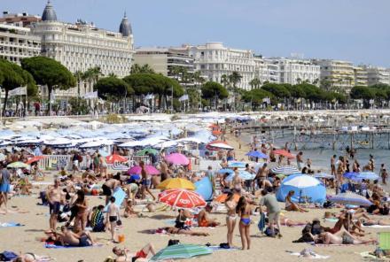 Na Riviera francesa, muitas esperanças para um grande ano turístico 2017